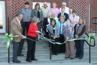 Shepherd Center Ribbon Cutting