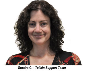 Telikin Computer Support Team Member