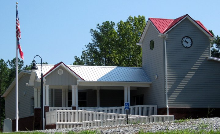 Mt. Zion Community Center