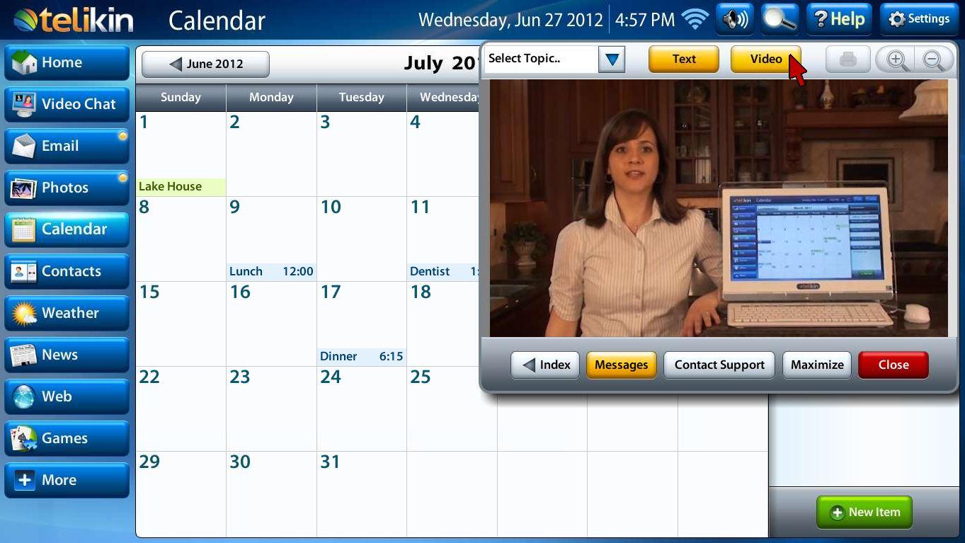 Calendar video help capture2
